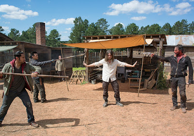 "The Walking Dead 6x11: ""I nodi si sciolgono"" (titolo originale ""Knots Untie"")"
