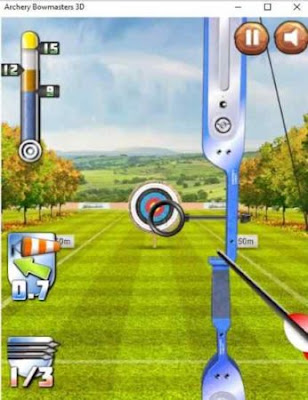 archery-bowmasters-3d-Game memanah gratis di windows 10