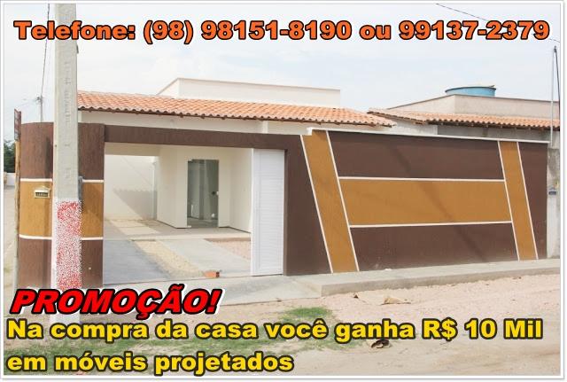 PROMOÇÃO! Compre está casa e ganhe R$ 10 mil em móveis projetados