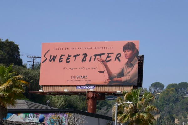 Sweetbitter season 1 billboard