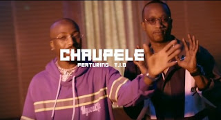 (OFFICIAL VIDEO) Ice Boy ft TID – CHAUPELE Mp4 Download