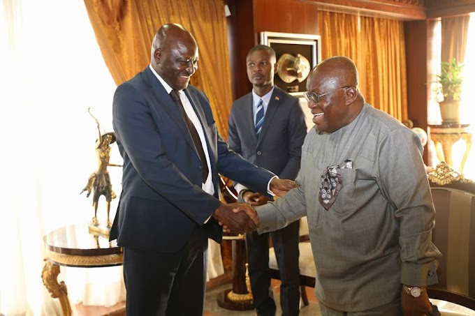 Assist Us Out of Our Political Crisis - Guinea Bissau Prime Minister Beseeches President Akufo Addo
