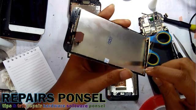 Cara Ganti LCD + Touchscreen Asus Zenfone 2 Laser Z00RD