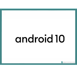 google's latest android 10