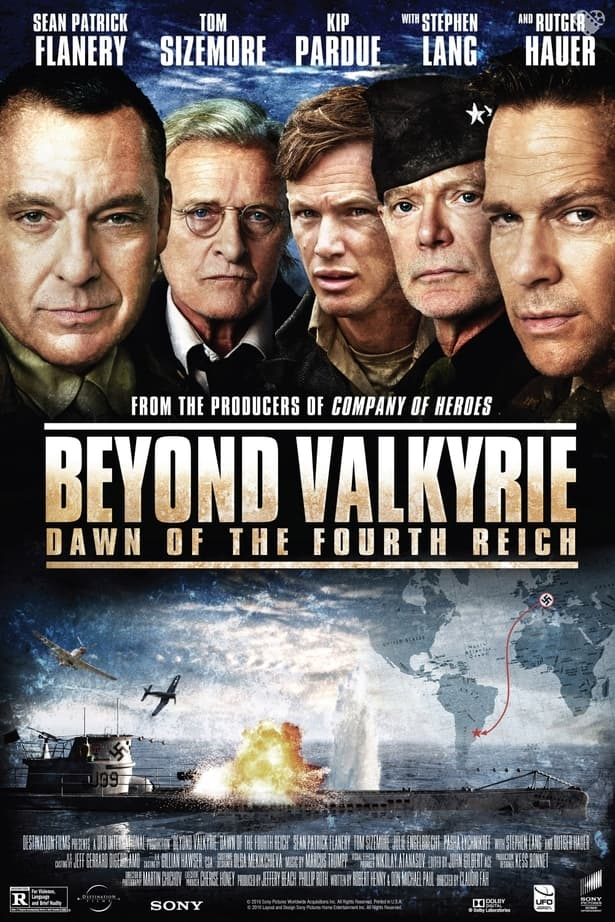 Đế Chế Lụi Tàn - Beyond Valkyrie Dawn of the 4th Reich