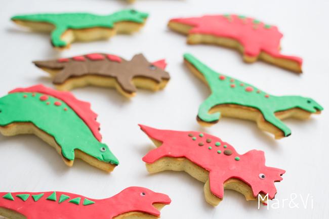 Biscotti dinosauro
