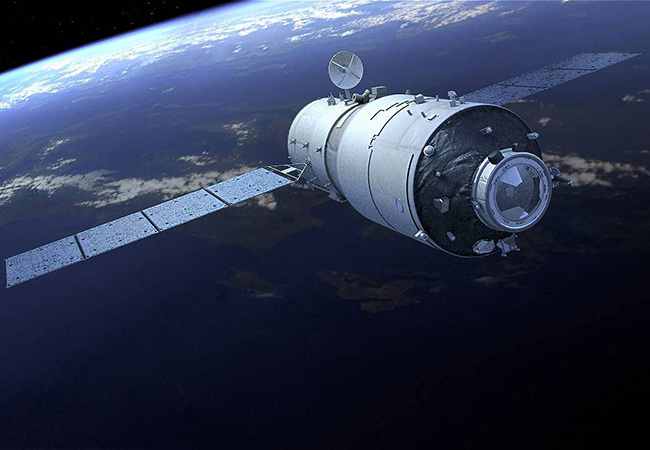 Tinuku China tests propulsion system of space station's lab capsules