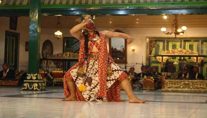 Tari Klono Rojo (Klana Raja), Tarian Tradisional Dari Yogyakarta