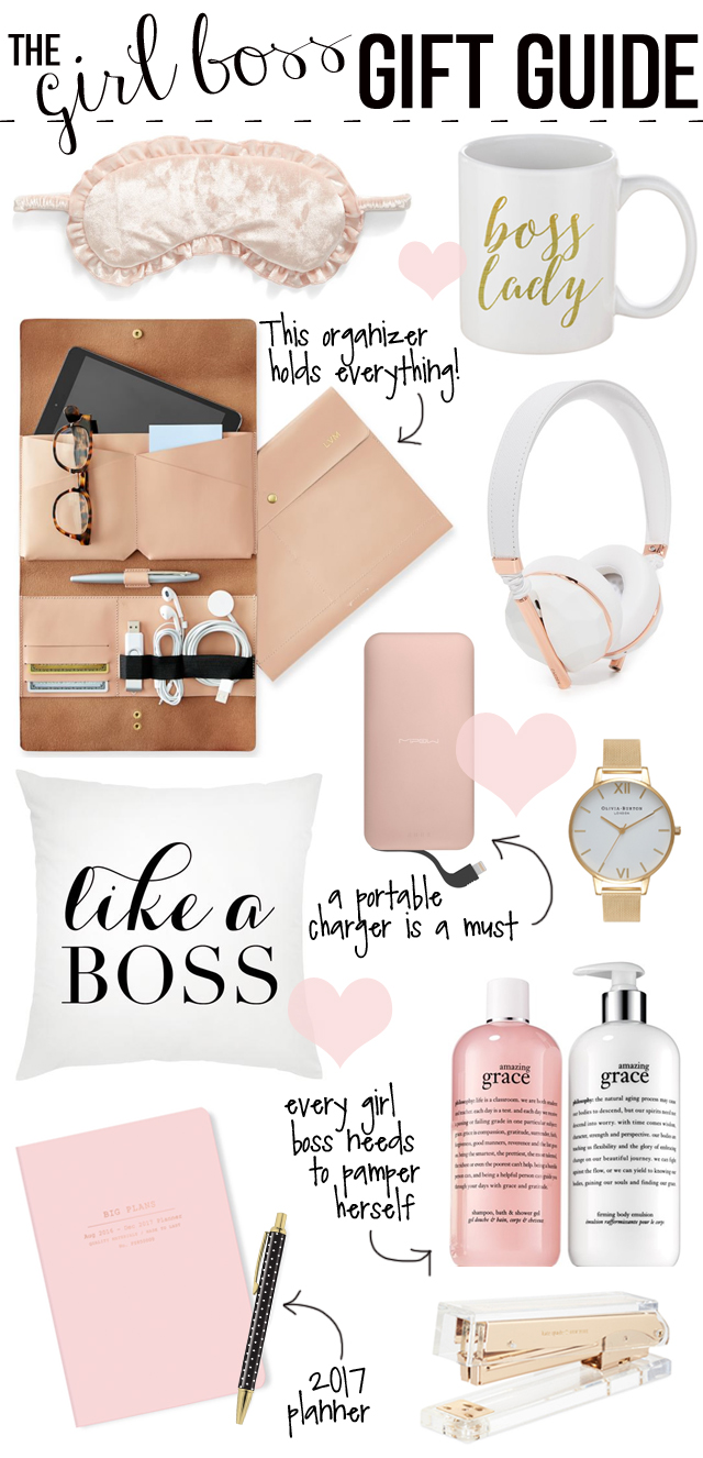 Southern Curls & Pearls: Gift Guide: For the Girl Boss
