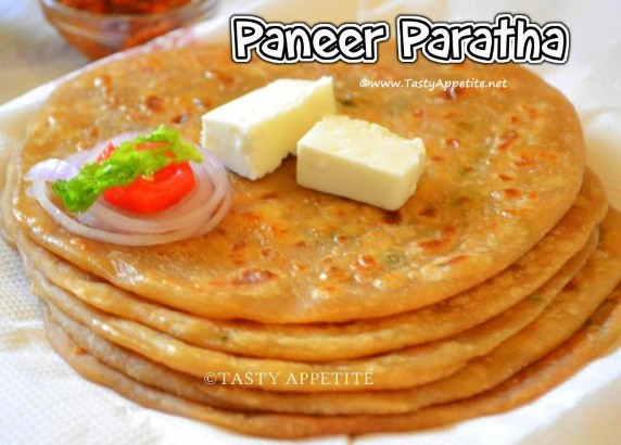 stuffed paratha recipe