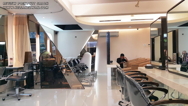 kenyamanan pointcut salon by irwan team nellanelwan