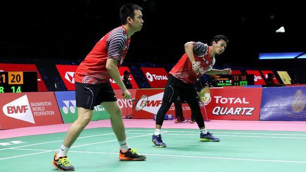 Indonesia Kalah 1-3 Dari China Pada Semifinal Piala Thomas 2018