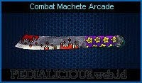 Combat Machete Rebel