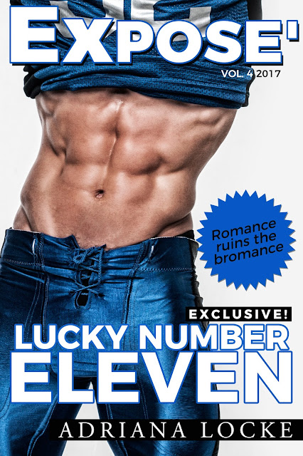Lucky Number Eleven by Adriana Locke Release and Review
