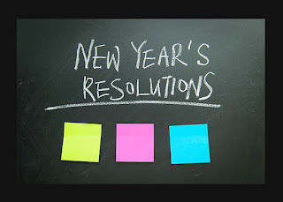 New Year 2018 Resolutions