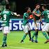 O improvável e o provável: Thiago Santos e Jaílson são heróis no Palmeiras