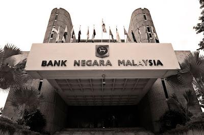 Bank Negara Malaysia Denda 1MDB