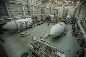NASA TV Coverage Set for Nov. 15 Cygnus Launch to International Space Station