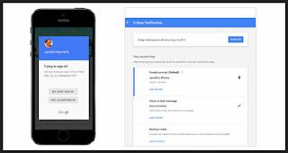 Cara Paling Aman Untuk Mengamankan Akun Google Dengan Verifikasi 2 Langkah