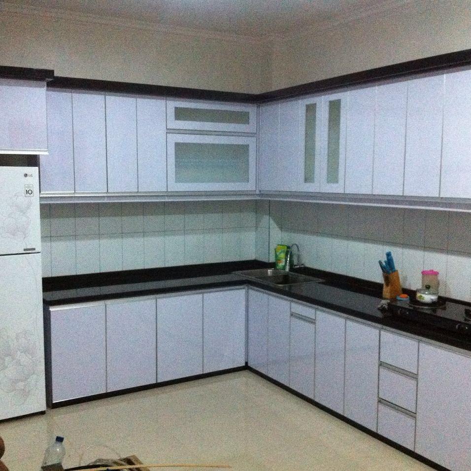 Desain Kitchen Set Terbaru 2017 - Jasa Kitchen Set Murah