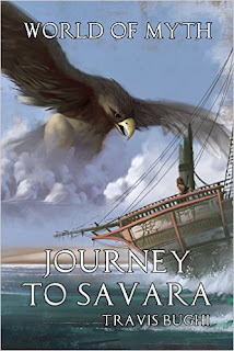 http://www.amazon.com/Journey-Savara-World-Myth-Book-ebook/dp/B00LA7T0FI