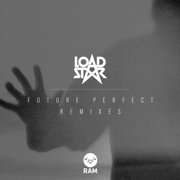 Loadstar - Future Perfect Remixes - EP Cover