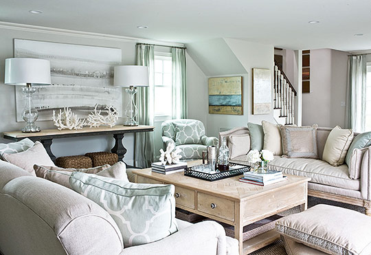 Matilda Rose Interiors: Coastal Chic