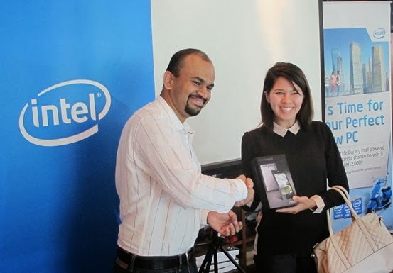 Christmas Comes Early This Year with Intel Malaysia 14