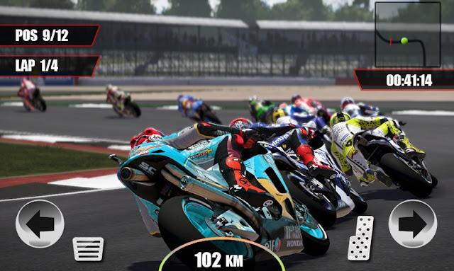 MotoGP Racing Top Moto Rider Challenge 3D