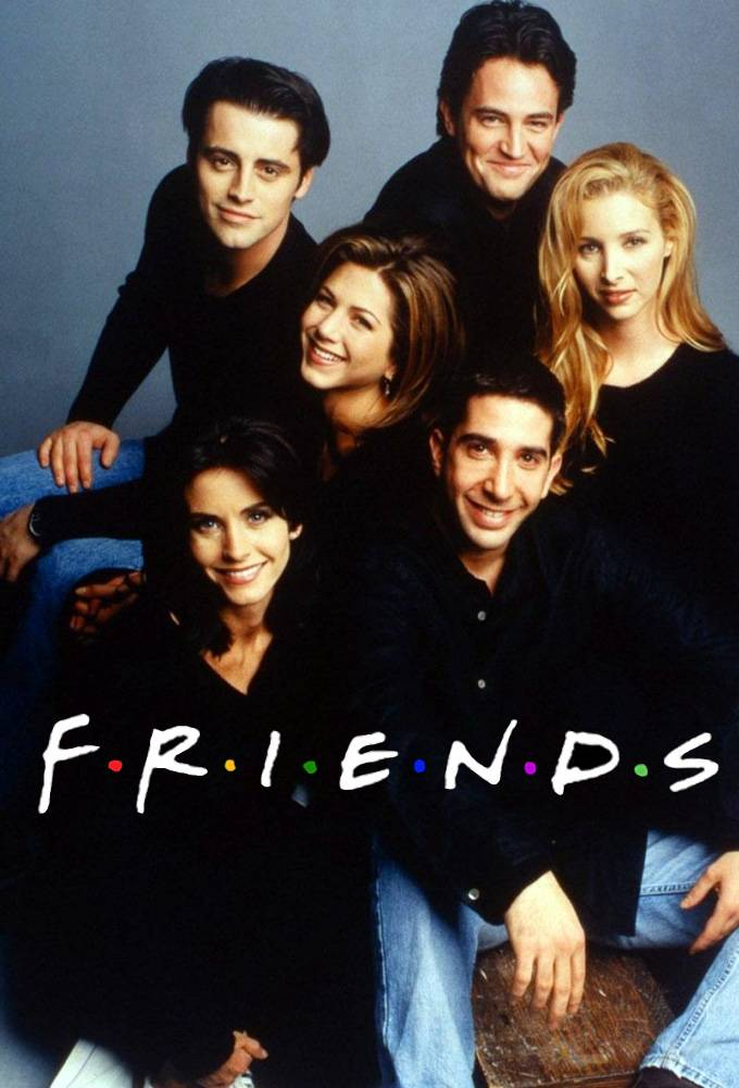 Friends Serie Completa Audio Dual Latino Ingles 1080p