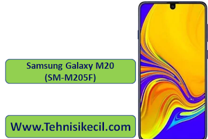 Download Firmware Samsung Galaxy M20 (SM-M205F) Terbaru free No password