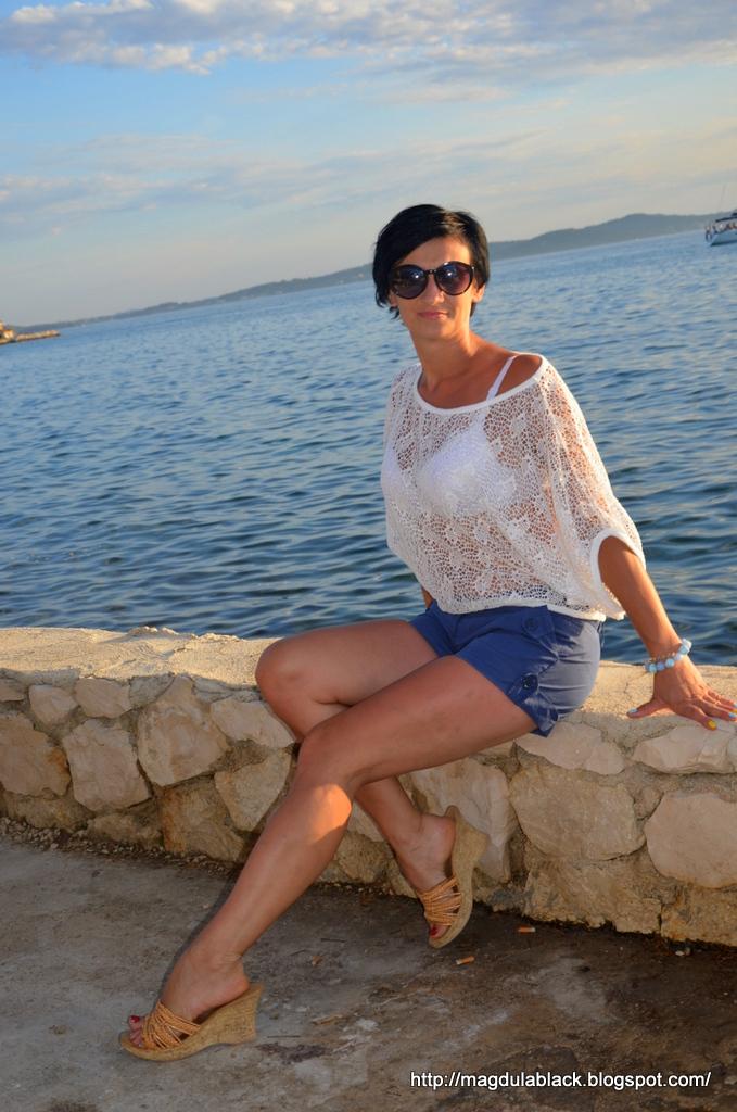 szafiarki, najpiękniejsza plaża w chorwacji