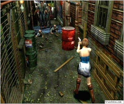 RESIDENT EVIL 3 NEMESIS - ANDROID | PLAY android APK