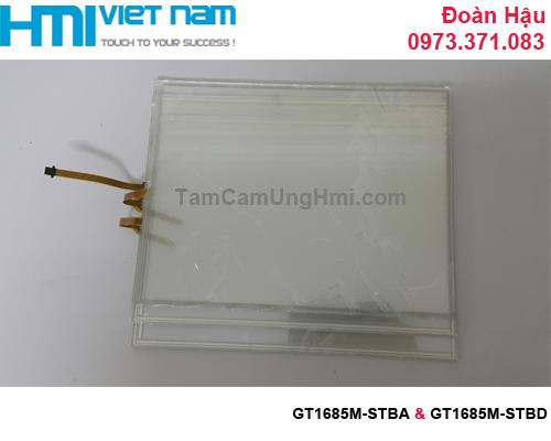 Tấm cảm ứng HMI GT1685M-STBA
