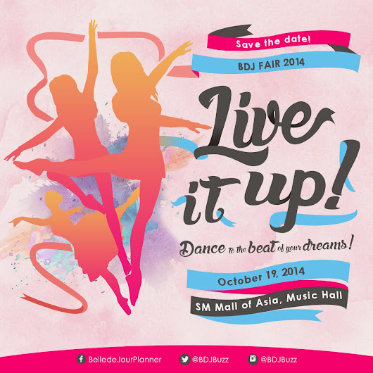 BDJ Fair 2014: #LiveItUp Dance to the Beat of your Dreams