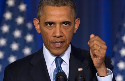Obama threatens Trump's presidency