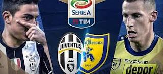اون لاين مشاهدة مباراة يوفنتوس وكييفو فيرونا بث مباشر 21-1-2019 الدوري الايطالي اليوم بدون تقطيع