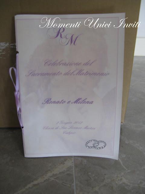 IMG_4496 Libretto messa con copertina in carta perlata e applicazioni di brillantinicover libretti Libretti messa