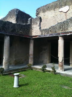 Pompeii and Herculeum