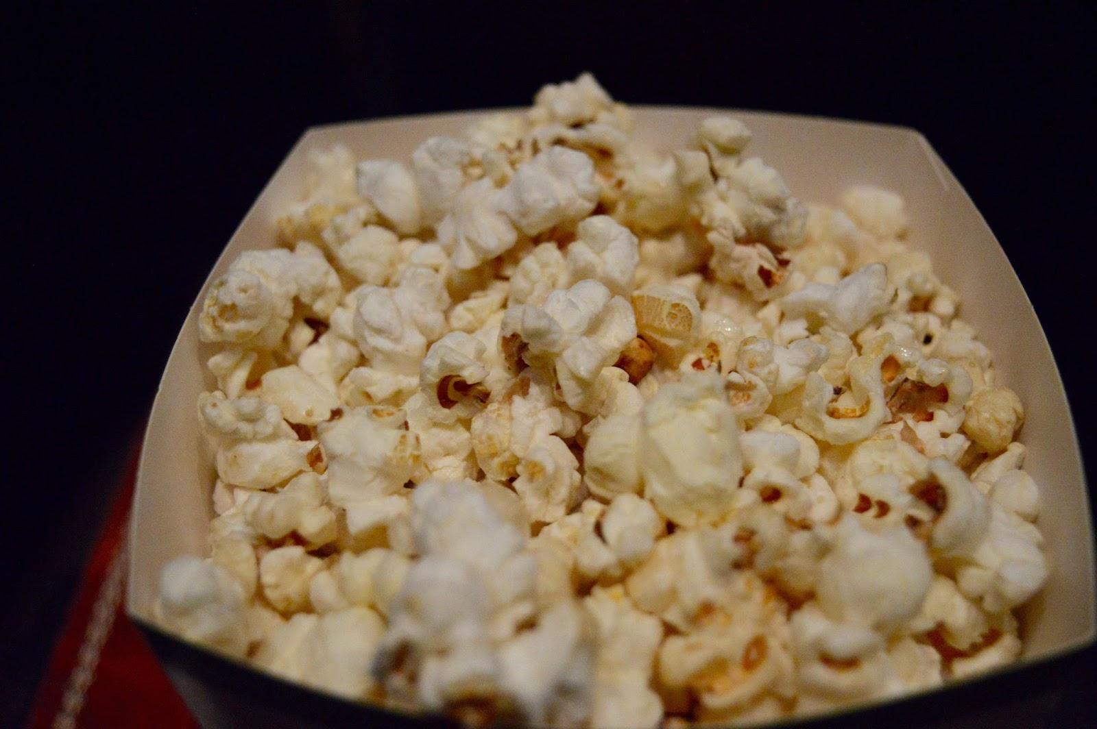 cinema popcorn odeon