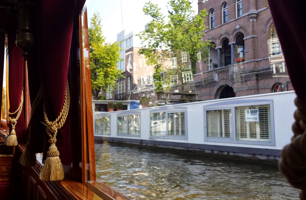 Amsterdam Beer Boat Tour
