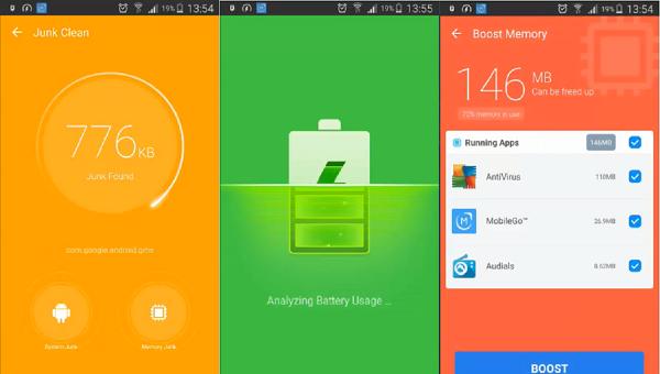 تطبيق أندرويد خرافي سرع هاتفك الأندرويد بنقرة زر واحدة