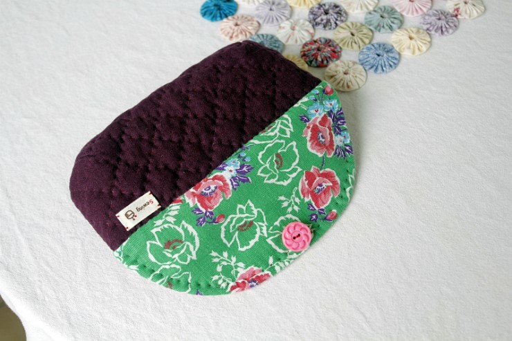 Glasses Case DIY Tutorial in Pictures.