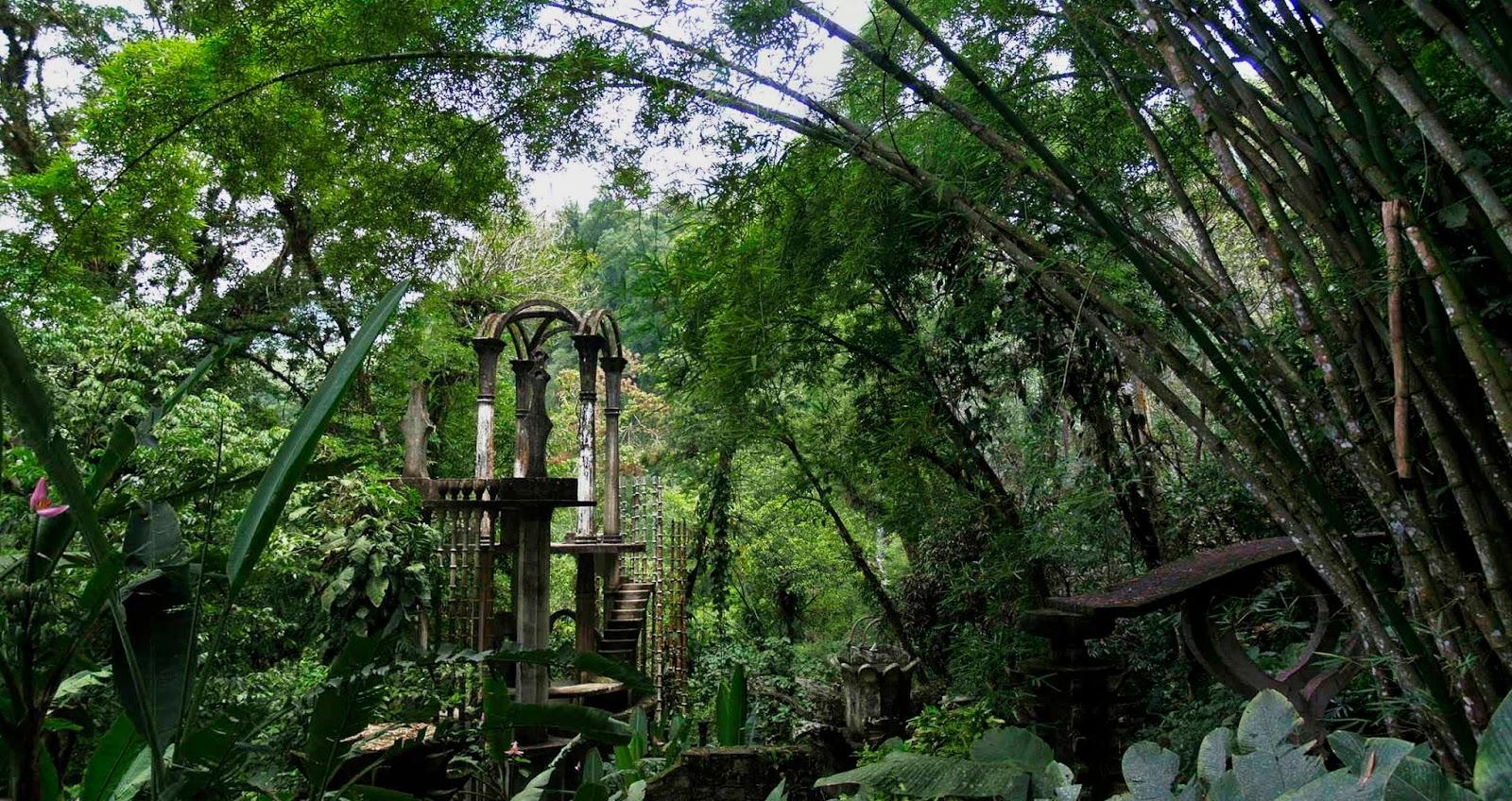 Resultado de imagen para Jardín Escultórico de Edward James