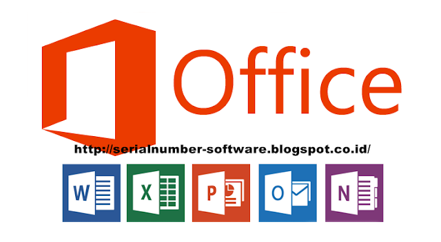 Microsoft Office 2007/2010/2016 Product Key