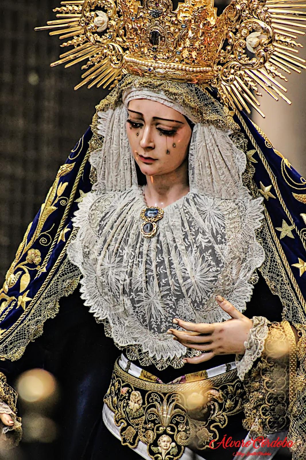 Sentir c rdoba besamanos de nuestra se ora reina de los - Persianas lavirgen cordoba ...
