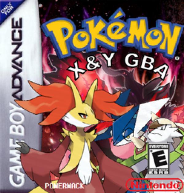 Pokemon X&Y Gba