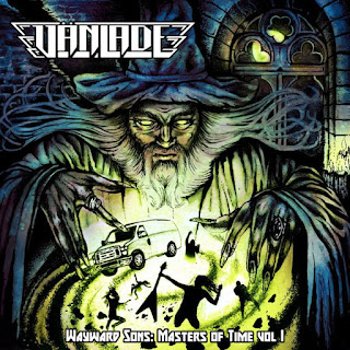 "Vänlade  - ""Wayward Sons: Masters of Time Vol I"" (ep)"