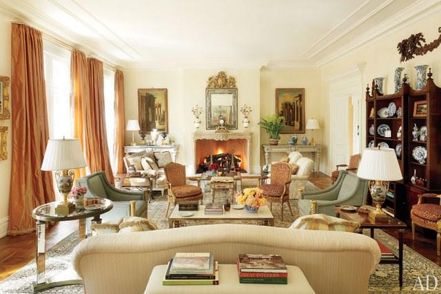 Bloomingdales Living Room Chairs