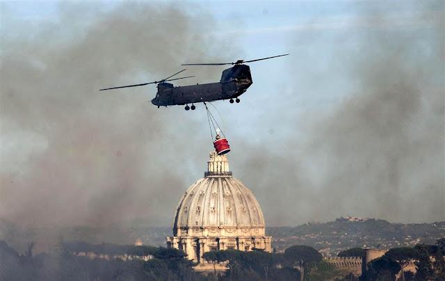 Пожежа у Римі